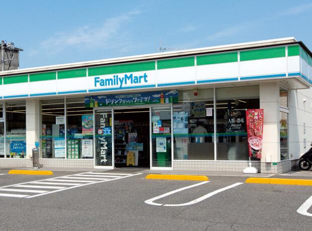 ファミリーマート沖野上一丁目店
